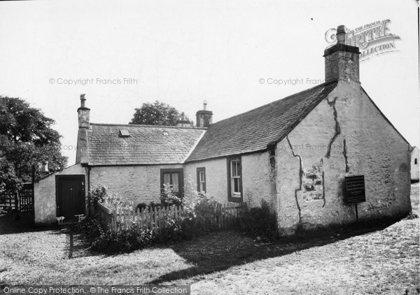 Photo of Dunscore, Ellisland Farm c.1955