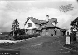 Dunscore, George Hotel c.1955