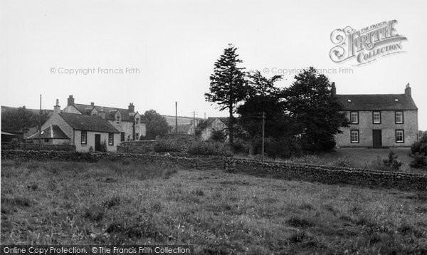 Photo of Dunscore, Mansegate c.1955