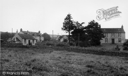 Dunscore, Mansegate c.1955