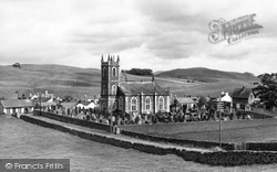Dunscore, The Church c.1955