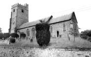 Dunsford, St Mary's Church c1960
