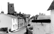 Dunsford, the Village c1960