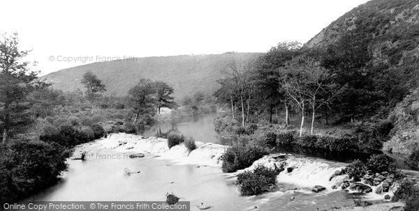 Dunsford, Weir c1861