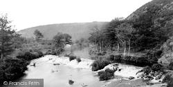 Dunsford, Weir c.1861