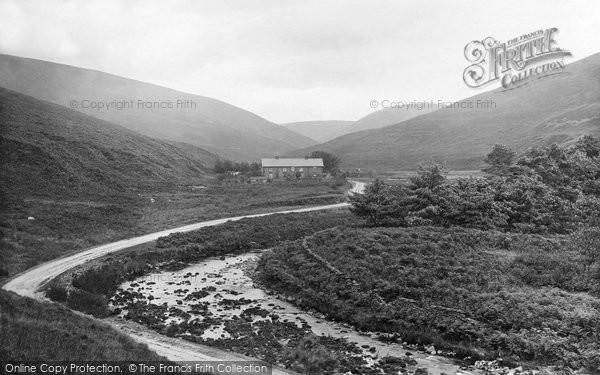 Photo of Dunsop Bridge, Bishop's House 1921