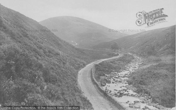 Photo of Dunsop Bridge, Brennand Valley 1921