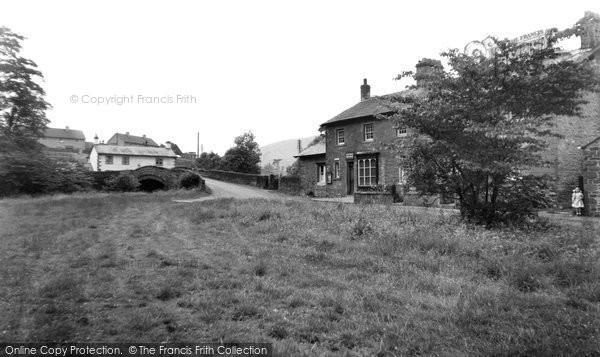 Photo of Dunsop Bridge, c.1960