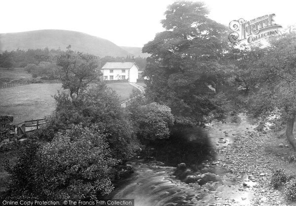 Photo of Dunsop Bridge, Entrance To Brennand Valley 1921