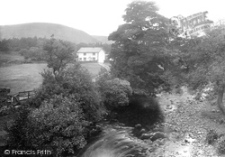 Entrance To Brennand Valley 1921, Dunsop Bridge