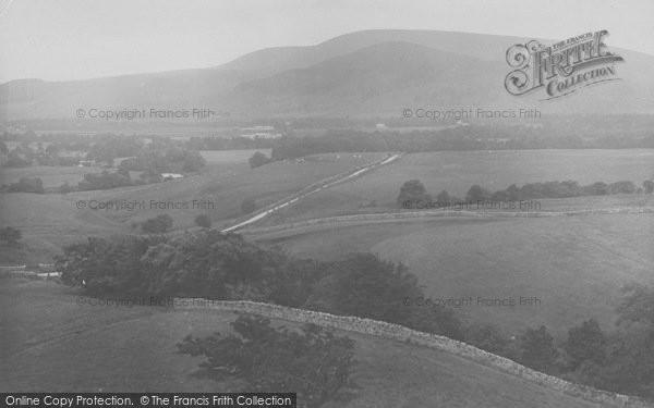 Photo of Dunsop Bridge, Hodder Valley 1921
