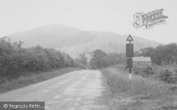 Lancaster Road c.1955, Dunsop Bridge