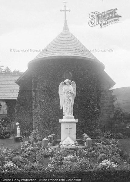 Photo of Dunsop Bridge, St Hubert's Church 1921