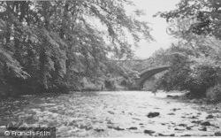 The Bridge c.1960, Dunsop Bridge