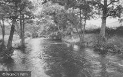 The River c.1960, Dunsop Bridge