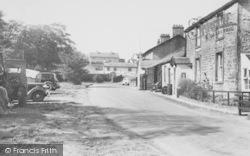 The Village c.1960, Dunsop Bridge