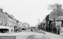 Dunstable, High Street 1897