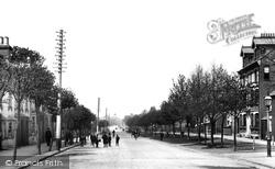 Dunstable, High Street 1898