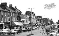 Dunstable, High Street 1964