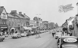 Dunstable, High Street c.1964