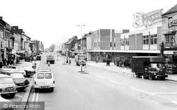 Dunstable, High Street North 1967