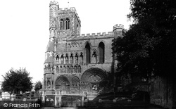 Dunstable, Priory Church 1897