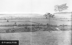 Dunstable, The Downs 1924