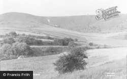 Dunstable, The Downs 1958