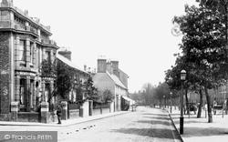 Dunstable, West Street 1898