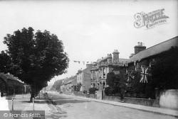 Dunstable, West Street 1924