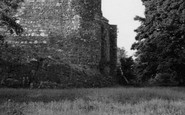 Example photo of Dunstaffnage Castle