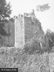 Dunstaffnage Castle, Gatehouse 1949