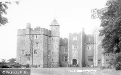 Dunster, Castle c.1965