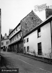 Dunster, The Nunnery c.1950