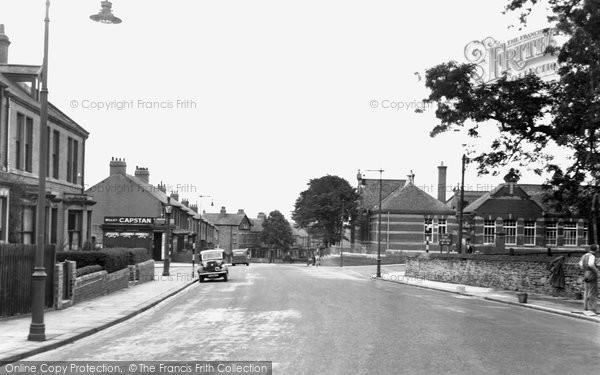 Photo of Dunston, Four Lane Ends c1955