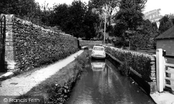 Duntisbourne Abbots, The Ford c.1960