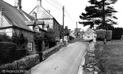 Duntisbourne Abbots, The Village c.1960
