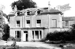 Duntisbourne Abbots, Youth Hostel c.1960