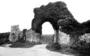 Dunwich, the Priory Gateway 1910