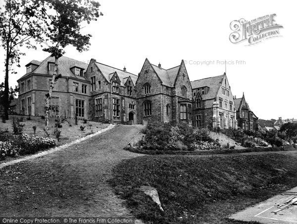 Photo of Durham, Bede College 1929