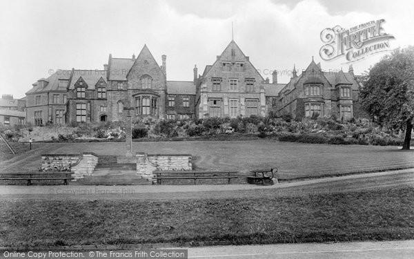 Photo of Durham, Bede College 1929, ref. 82403