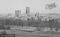 Durham, Cathedral c.1883