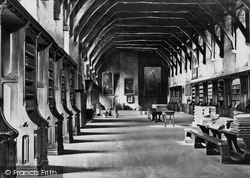 Durham, Cathedral Library c.1877