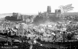 From Railway Station 1892, Durham