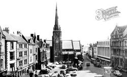 Market Place c.1955, Durham