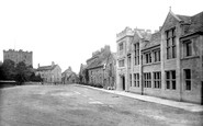 Durham, New Lecture Rooms, Palace Green 1929