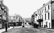 Durham, Old Elvet 1914