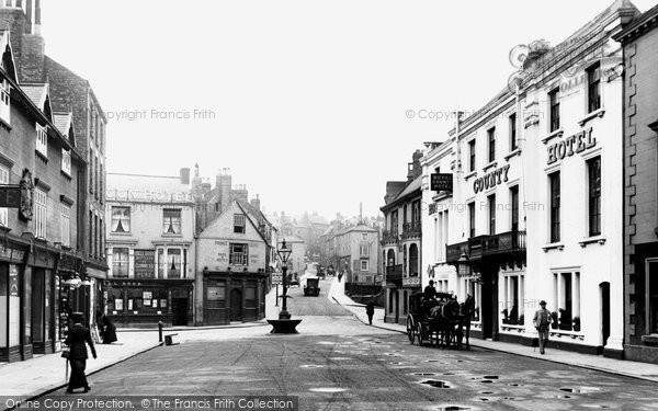 Photo of Durham, Old Elvet 1914, ref. 67127