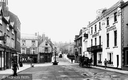 Old Elvet 1914, Durham