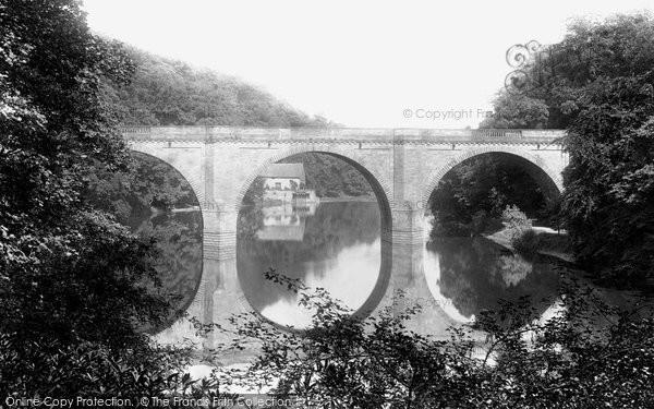 Photo of Durham, Prebends Bridge 1892